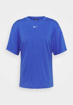 Camiseta básica - astronomy blue/white