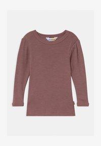 Joha - LONG SLEEVES UNISEX - Camiseta de manga larga - old pink - 0