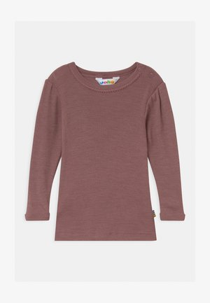 LONG SLEEVES UNISEX - Maglietta a manica lunga - old pink