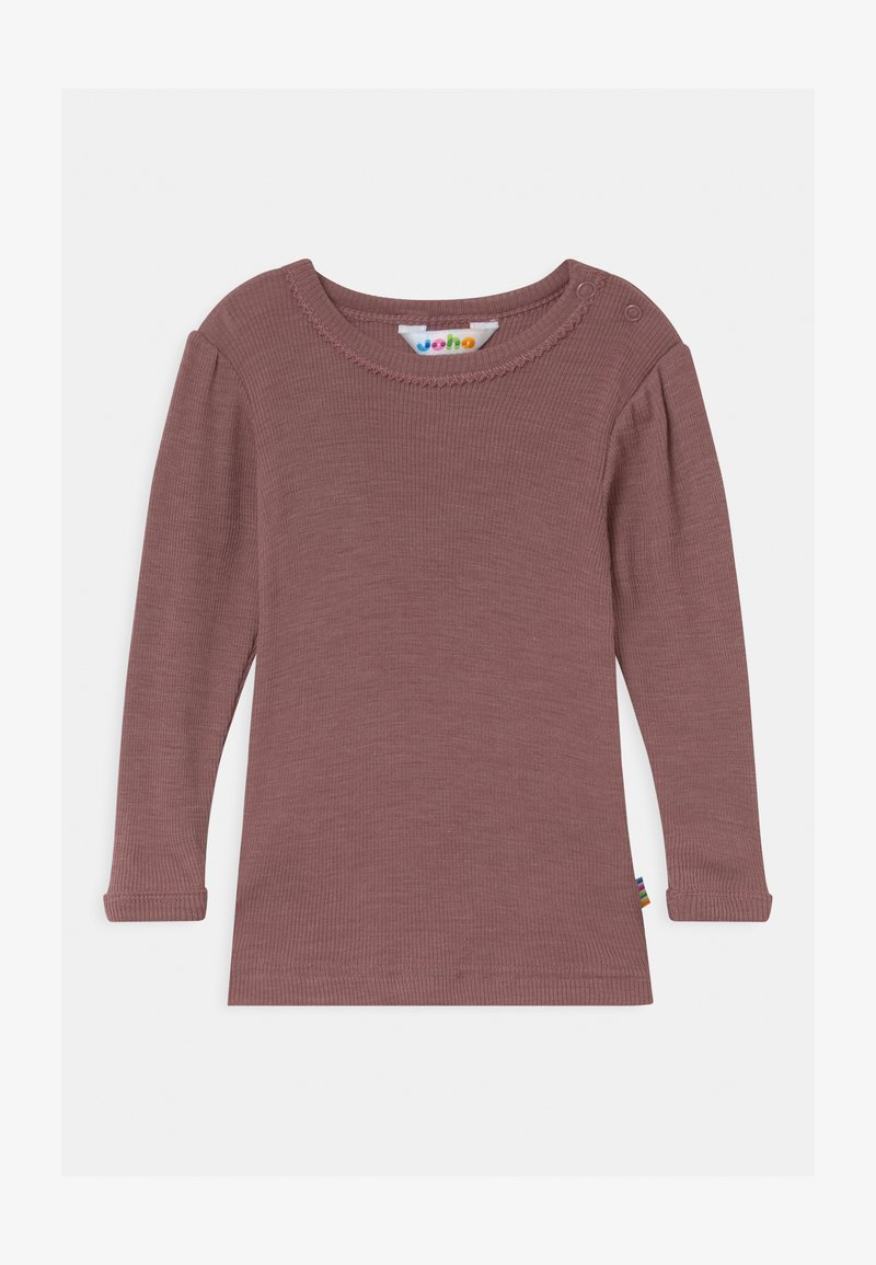 Joha - LONG SLEEVES UNISEX - Camiseta de manga larga - old pink