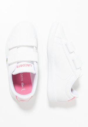 CARNABY EVO - Baby shoes - white/pink