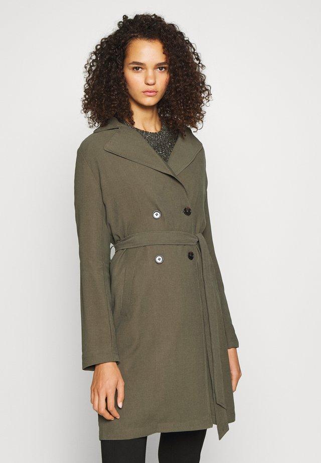 Manteau classique - khaki