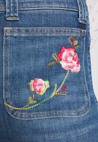 Polo Ralph Lauren - JENN FULL LENGTH FLARE - Bootcut jeans - blue - 6