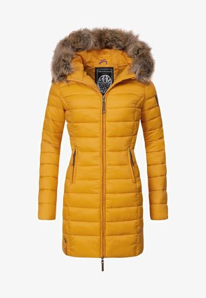 STEPP - Winter coat - yellow