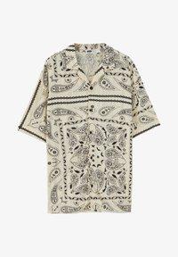 PULL&BEAR - Shirt - mottled beige - 8