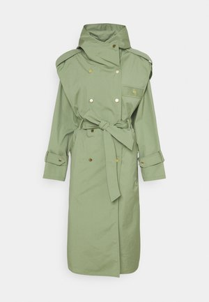 ARIE - Trenchcoat - light green
