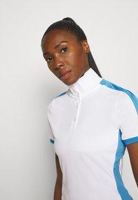 J.LINDEBERG - JULIETTE  - Sports shirt - white - 3