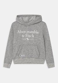 Abercrombie & Fitch - CORE - Sudadera - grey - 0
