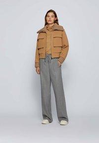 BOSS - JALEANA - Light jacket - light brown - 1