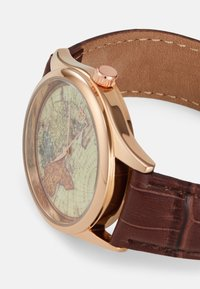 CHPO - VINTAGE WORLD - Hodinky - rose gold-coloured/brown - 3