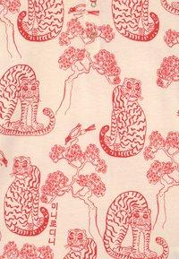 Mini Rodini - TIGERS GRANDPA UNISEX - T-shirt à manches longues - offwhite - 2