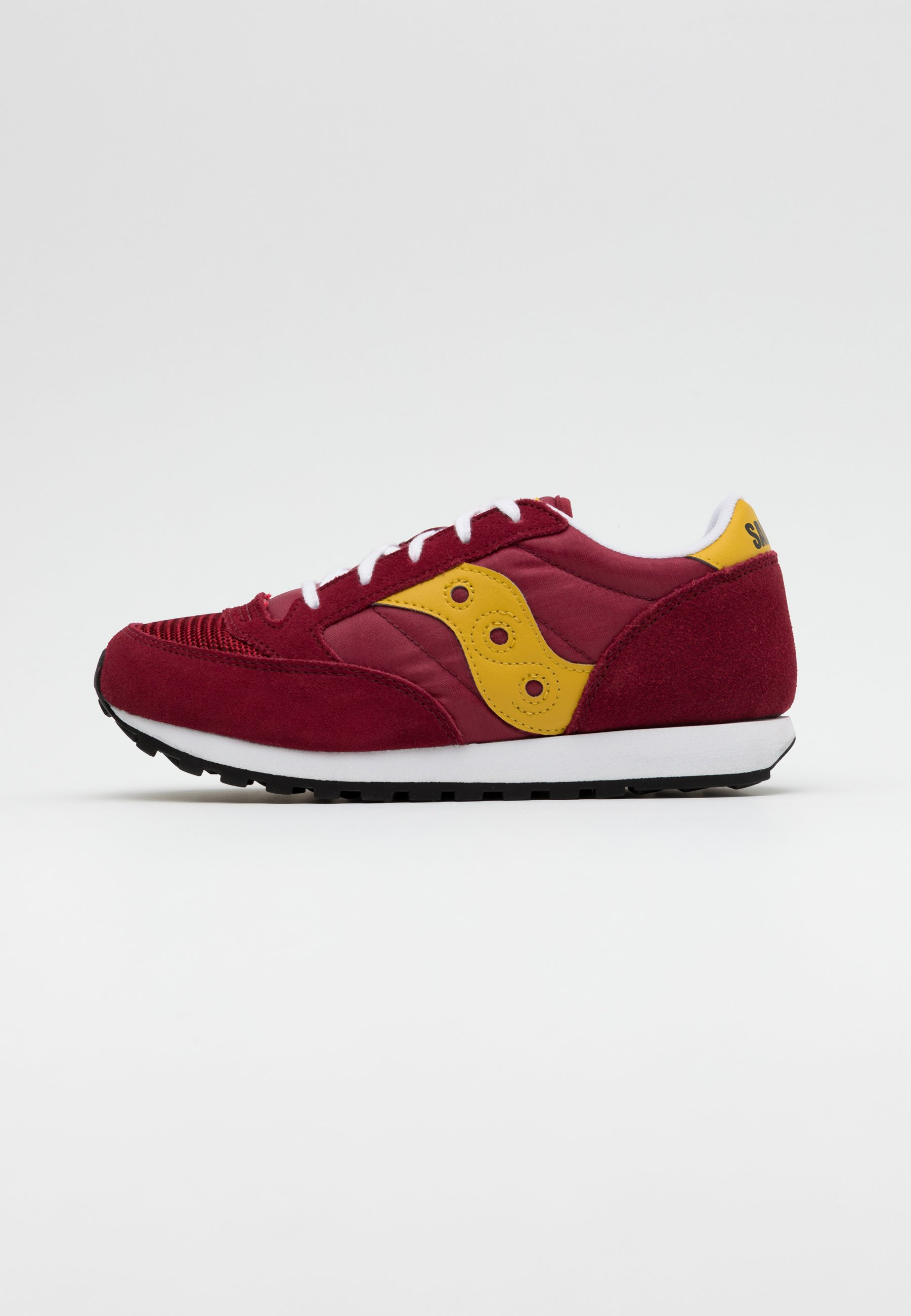 Saucony JAZZ ORIGINAL VINTAGE Sneakers basse burgundy