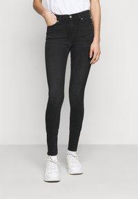 Dr.Denim Tall - LEXY - Jeans Skinny Fit - black mist - 0