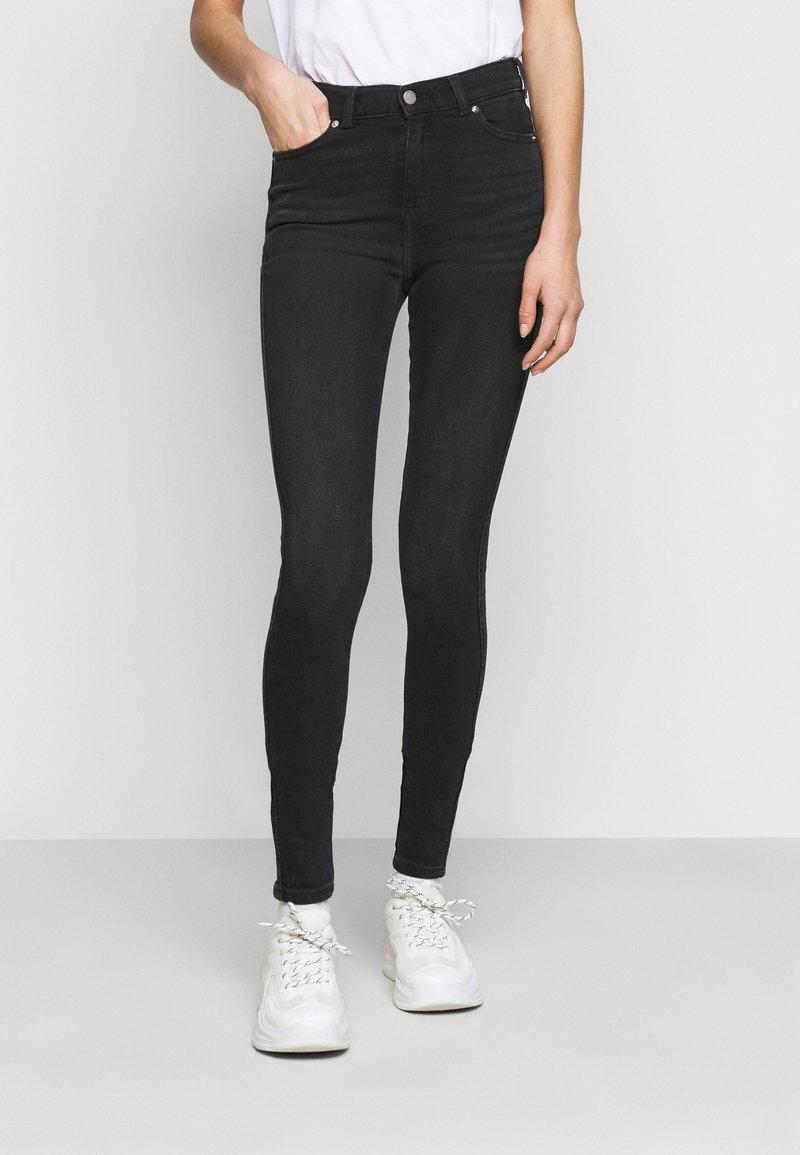 Dr.Denim Tall - LEXY - Jeans Skinny Fit - black mist