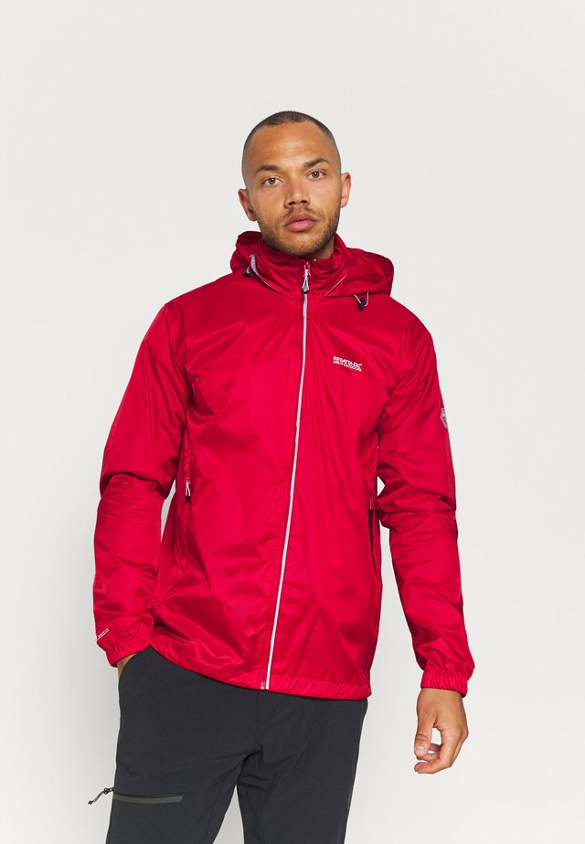 LYLE IV - Outdoorjas - chinese red