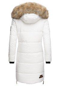 Navahoo - HALINA - Winter coat - white - 2