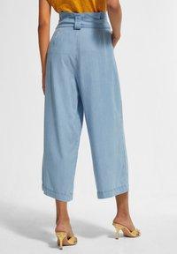 comma casual identity - Straight leg jeans - light blue - 2