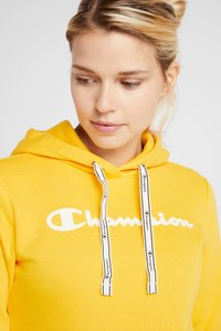 Champion - HOODED  - Hættetrøjer - yellow - 3