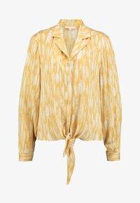 SRBLAZE TIE - Button-down blouse - blaze