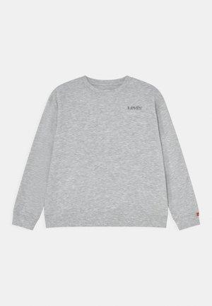 GRAPHIC CREW NECK  - Felpa - light gray heather