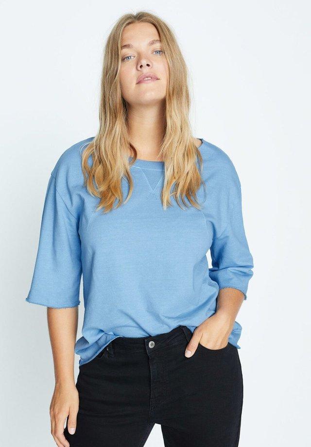 NUBE - Pitkähihainen paita - blau