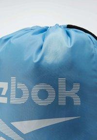 Reebok - TRAINING ESSENTIALS GYM SACK - Worek sportowy - turquoise - 2