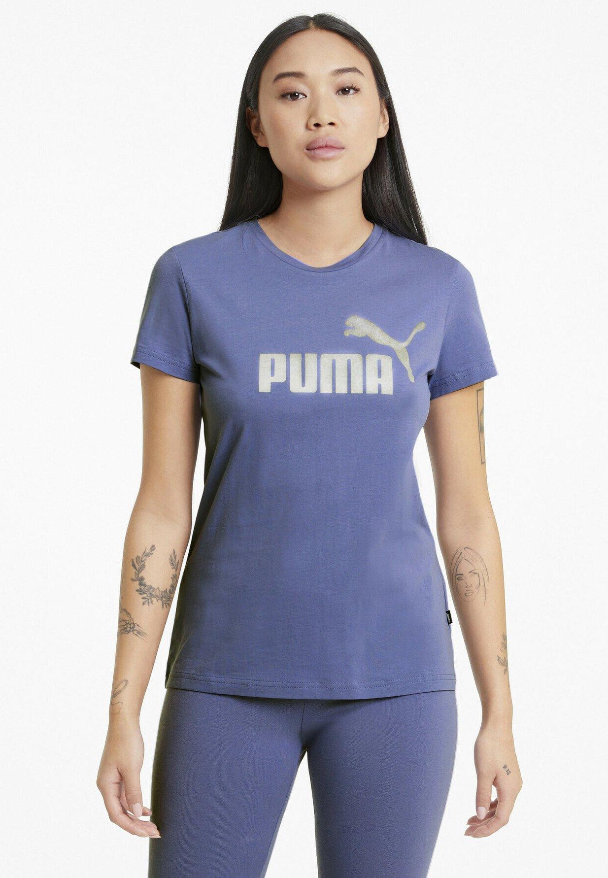 Damen ESSENTIALS+ METALLIC  - T-Shirt print