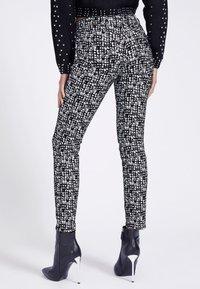 Guess - Jeans Skinny Fit - mehrfarbig, weiß - 2