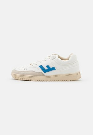 RETRO 90'S UNISEX - Trainers - white/blue