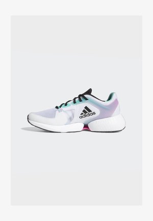 ALPHATORSION - Stabilty running shoes - white