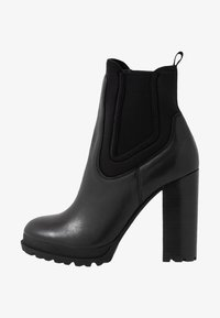 ALDO - ELRUDIEN - High heeled ankle boots - black - 1