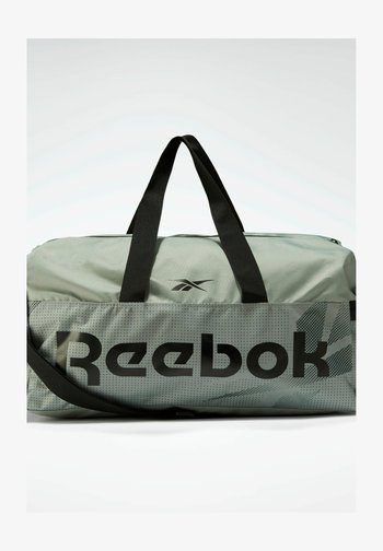 ACCELERATE CORE GRIP ELEMENTS WORKOUT DUFFEL - Sports bag - green