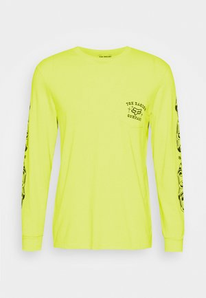 LA NETA POCKET TEE  - Langarmshirt - yellow