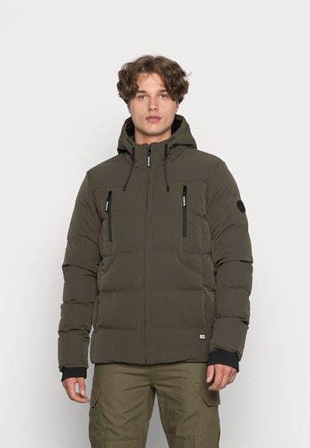 LONDERS - Winter jacket - army