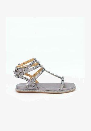 JAMAICA - Sandals - silver