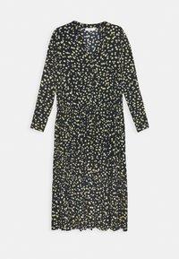 Moss Copenhagen - CALINA DRESS - Shirt dress - blue - 3
