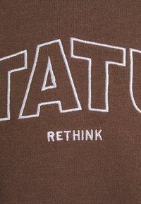 RETHINK Status - CREWNECK UNISEX - Sweatshirt - carafe - 2