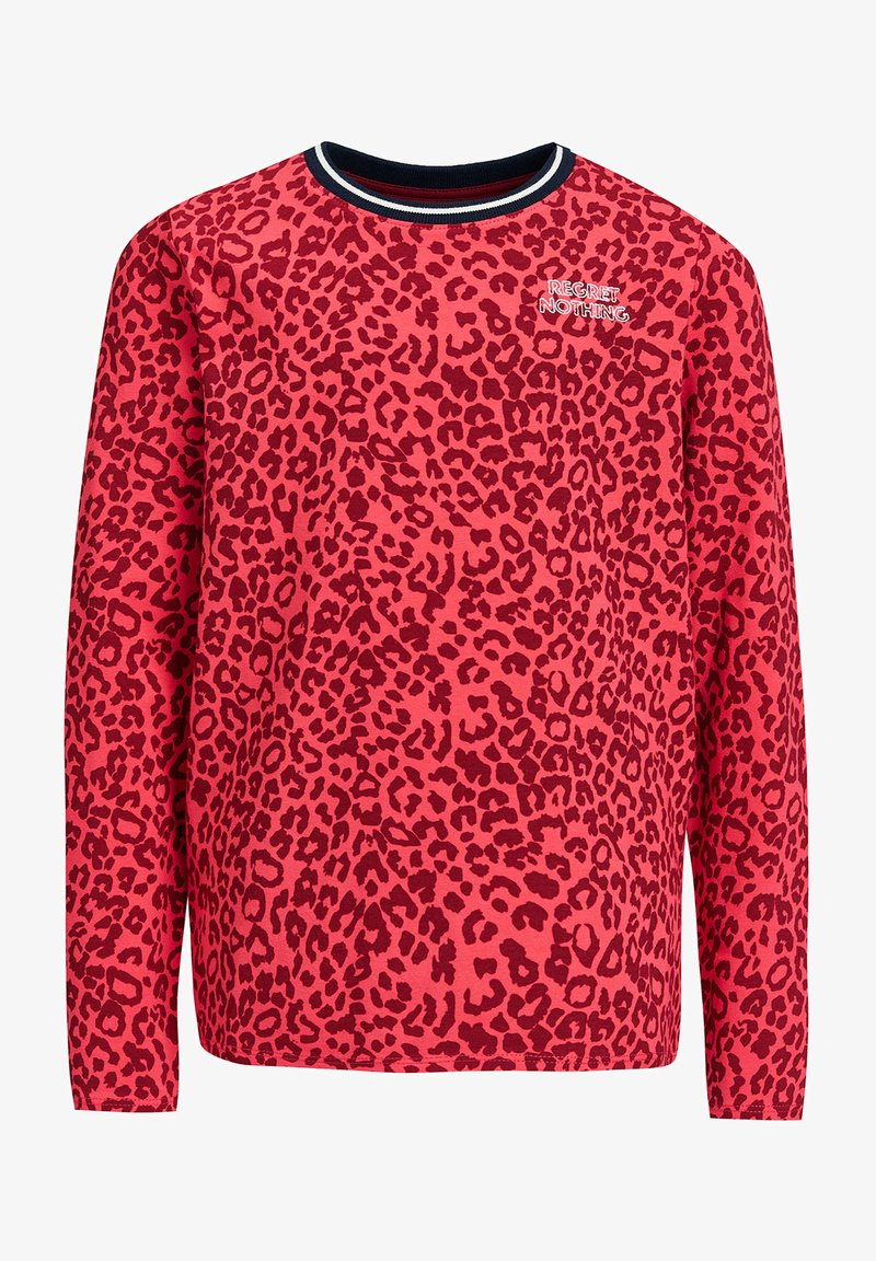 WE Fashion - Long sleeved top - all-over print