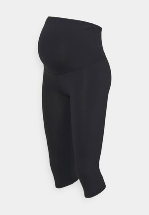 CORE CAPRI OVER BELLY TIGHT - 3/4 sportbroek - core navy