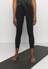 Cotton On Body - STRIKE A POSE YOGA - Leggings - black - 0