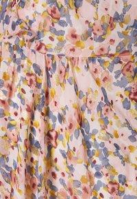 MAMALICIOUS - MLJASMINA CAP DRESS - Vestido largo - snow white - 2