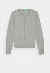 Benetton - BASIC GIRL  - Kardigan - grey - 0
