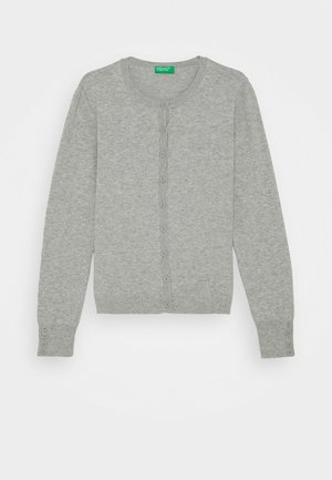 BASIC GIRL  - Strikjakke /Cardigans - grey