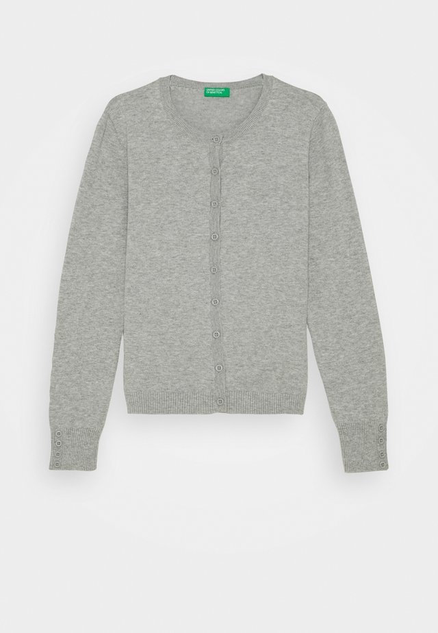 BASIC GIRL  - Cardigan - grey