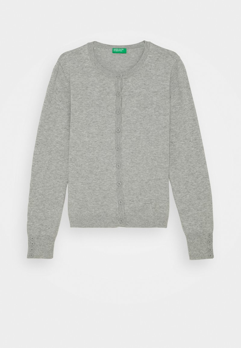 Benetton - BASIC GIRL  - Kardigan - grey