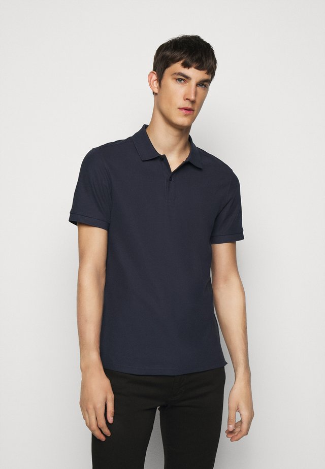TROY - Polo - navy