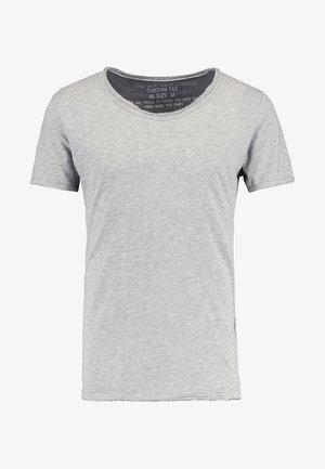 T-Shirt basic - silber