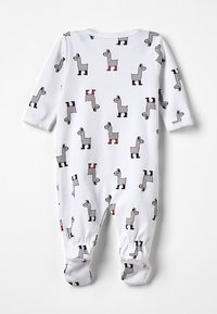 Name it - NBNNIGHTSUIT 2PACK - Pyjama - bright white - 1