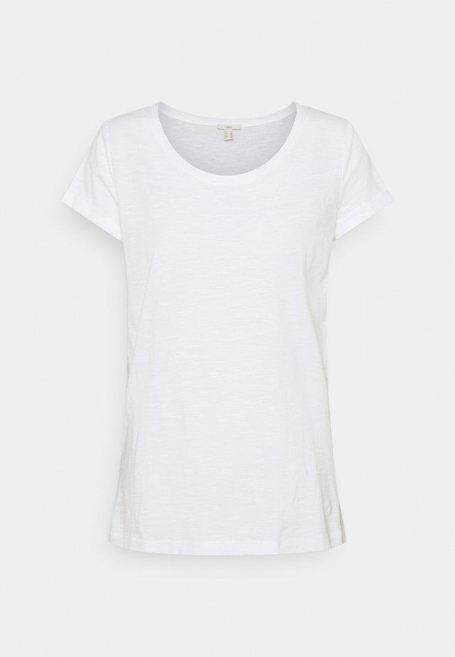 CORE - Basic T-shirt - white