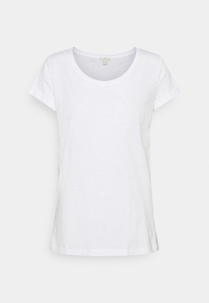 edc by Esprit - CORE - Basic T-shirt - white